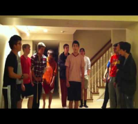 Mirrors (A Cappella Cover) - The Wayland High School Testostertones