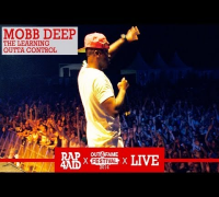 MOBB DEEP - THE LEARNING / OUTTA CONTROL (50 CENT) - LIVE at the Out4Fame Festival 2014 - RAP4AID