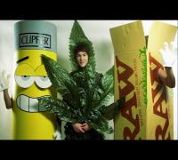 Mod Sun - Never Quit (Feat. Travis Barker) - Official Video