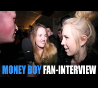 MONEY BOY Fan-Interview: SWAG, Gucci, Kola Mit Ice Tour, Kollegah, Hustensaft, MC Smoke, Hannover