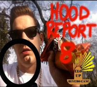 Money Boy - Hood Report 8 NEW (2014)