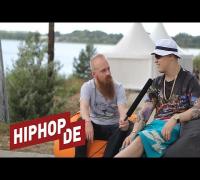 """Money Boy: """"Ich mache Rap aus Spaß"""" (Interview) - Toxik trifft (Splash! 17)"""