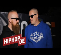 Morlockk Dilemma über Festivals und Bands (Interview) - Toxik trifft (Splash! 17)