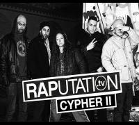 Mortis, Gigoflow, Qazid, Kaveh & Yansn - RAPutation CYPHER Nr. II