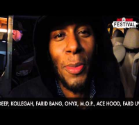 MOS DEF AKA YASIIN BEY - SHOUT - OUT4FAME FESTIVAL 2014