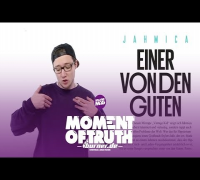 #MOT: Jahmica - Exklusivinterview (1. Spieltag / Vorrunde) (splash! Mag TV)