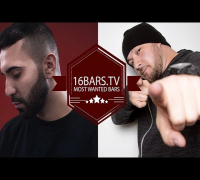 MoTrip vs Kool Savas: Most Wanted Bars #1 (16BARS.TV)