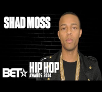 Mr. 106 & Park , Mr. CSI , Bow Wow aka Shad Moss Hold It Down At The BET Hip Hop Awards
