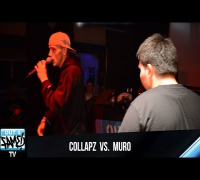 Muro vs Collapz - 1ON1 Freestyle-Battle Halbfinale-Nord 2014