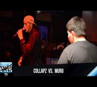 Muro vs Collapz - 1ON1 Freestyle-Battle Halbfinale-Nord 2014