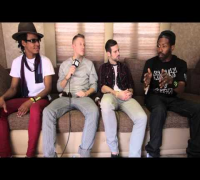MURS X MACKLEMORE/RYAN LEWIS INTERVIEW at Rock The Bells