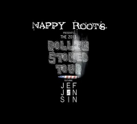 Nappy Roots Presents The 2013 Rollin Stoned Tour