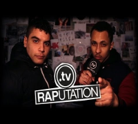 Nate57 & Telly Tellz für RAPutation.TV