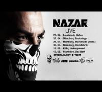NAZAR - Konzertinfos 2014