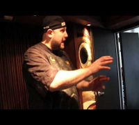 NECRO & KOOL G RAP DISCUSS THE MIXING PROCESS OF THE GODFATHERS IN QUAD STUDIOS NYC - #15