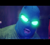 """NECRO - """"SMOOTH CRIMY"""" (Bass Heavy Version) OFFICIAL VIDEO (Sid Wilson #0 of Slipknot Cameo)"""