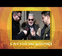 New York Fashion Week Live on the Streets | Fashion Bros