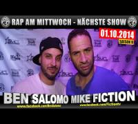 NEXT RAP AM MITTWOCH   BMCL AM 01.10.2014 - ANSAGE (VIDEOFLYER)