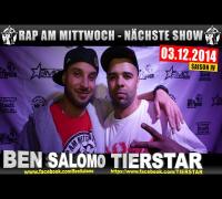 NEXT RAP AM MITTWOCH   BMCL AM 03.12.2014 - ANSAGE (VIDEOFLYER)