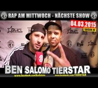 NEXT RAP AM MITTWOCH   BMCL AM 04.03.2015 - ANSAGE (VIDEOFLYER)