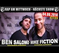 NEXT RAP AM MITTWOCH   BMCL AM 04.06.2014 - ANSAGE (VIDEOFLYER)