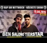 NEXT RAP AM MITTWOCH   BMCL AM 15.04.2015 - ANSAGE (VIDEOFLYER)
