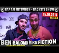NEXT RAP AM MITTWOCH   BMCL AM 15.10.2014 - ANSAGE (VIDEOFLYER)