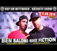 NEXT RAP AM MITTWOCH   BMCL AM 17.09.2014 - ANSAGE (VIDEOFLYER)
