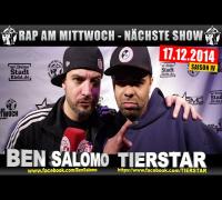 NEXT RAP AM MITTWOCH   BMCL AM 17.12.2014 - ANSAGE (VIDEOFLYER)