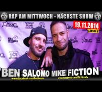NEXT RAP AM MITTWOCH   BMCL AM 19.11.2014 - ANSAGE (VIDEOFLYER)