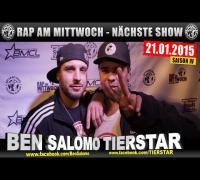 NEXT RAP AM MITTWOCH   BMCL AM 21.01.2015 - ANSAGE (VIDEOFLYER)