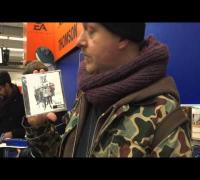Nico Suave kauft Blumentopf & Texta