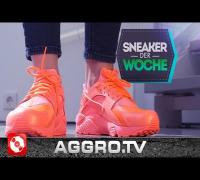 NIKE AIR HUARACHE HOT LAVA WMNS - SNEAKER DER WOCHE - TURNSCHUH TV AUF AGGROTV