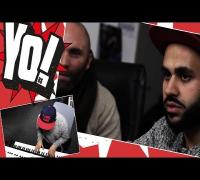 Niko baut einen Beat mit Farhot | BACKSPIN YO! #03