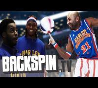 Niko trifft die Harlem Globetrotters (inkl. Gewinnspiel) | BACKSPIN TV