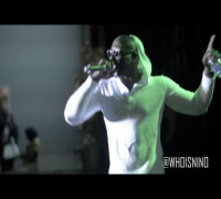 NINO BROWN LIVE AT CAU