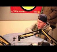 N.O.R.E shows love to Dj Drewski on the Funkmaster Flex Show on Hot97!