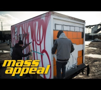 NYC Box Truck: Staten Island w/ Rime & Toper