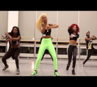 "Nyemiah Supreme ft. Timbaland ""Thorough Bitch"" Dance Rehearsal"