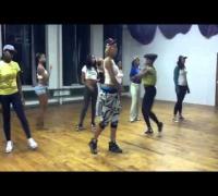 """Nyemiah Supreme """"Juice"""" Rehearsal"""