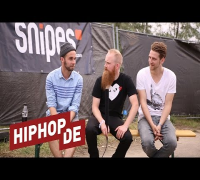 OK Kid über Soundclashs und Feature mit Money Boy (Interview) - Toxik trifft (Splash! 17)