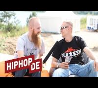"""Olexesh: """"Mein Album wird ein Klassiker"""" (Interview) - Toxik trifft (Splash! 17)"""
