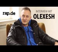 """OLEXESH über """"MASTA"""", Ukraine und die Arschkontrolle (rap.de-TV)"""
