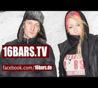 Olexesh & Visa Vie fahren Schlitten (16BARS.TV)