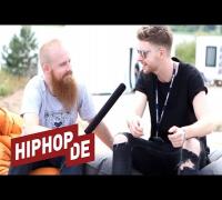 """Olson über """"Ballonherz"""" und Zukunftspläne (Interview) - Toxik trifft (Splash! 17)"""