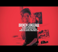 OnCue - Broken Language (prod. Brenton Duvall)