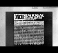 OnCue - Live Forever feat. Skizzy Mars (prod. by Mike Kuz) [AUDIO STREAM/DOWNLOAD]