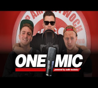 ONE MIC: CENCE, GOZPEL & TIGHTY (BEAT BY MRJAH) #02