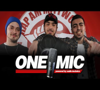 ONE MIC: HAYAT, PRÄT PITT & BRKN (BEAT BY DOEM) #08