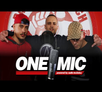 ONE MIC: MIGHTY MO, Z & CAPITAL (BEAT BY DIE WG) #07
